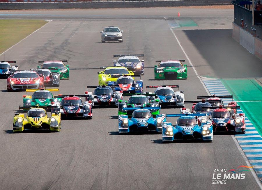 Asian Le Mans Series anticipates massive 30+ car grid for 2019/20 season