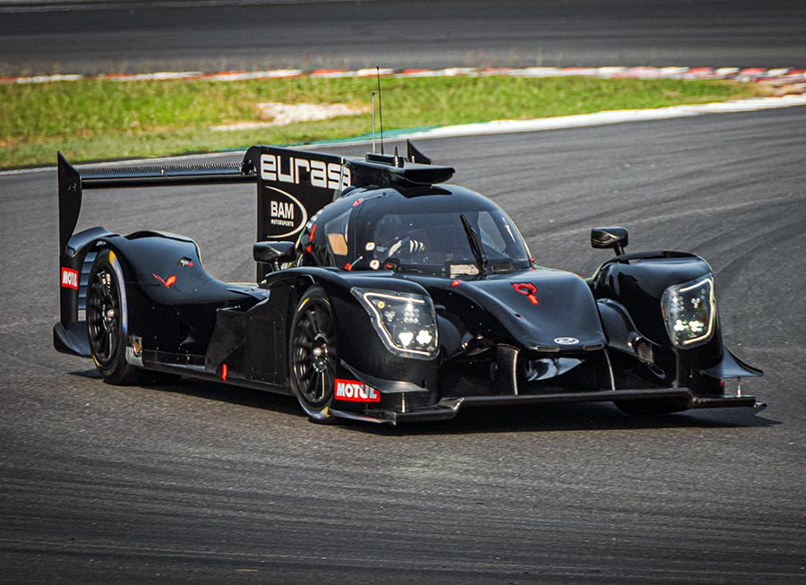 Eurasia Motorsport all set for Asian Le Mans 2019/20 with twin LMP2 entries