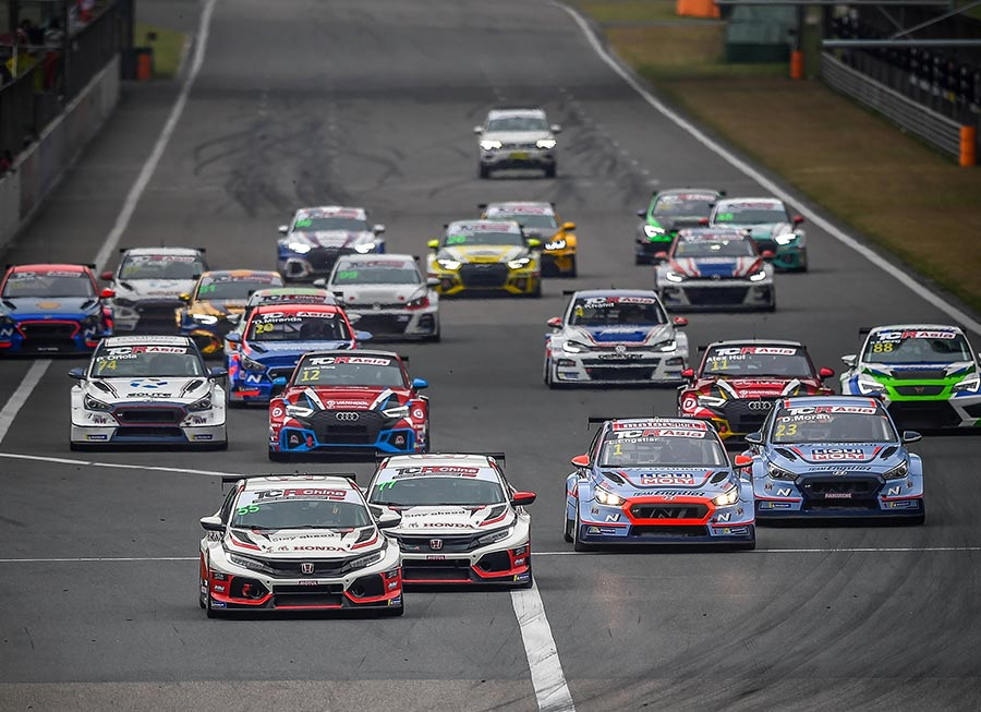 TCR expands SEA program with Asia, Malaysia, & Thailand series in 2020