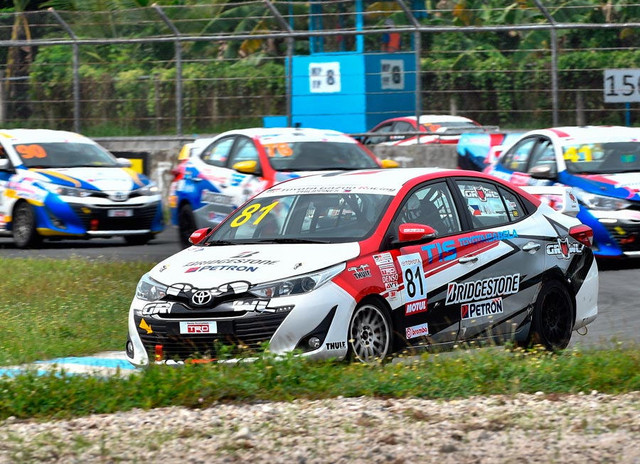 JBT Racing claims Sporting Class title in thrilling Vios Circuit C'ship finale