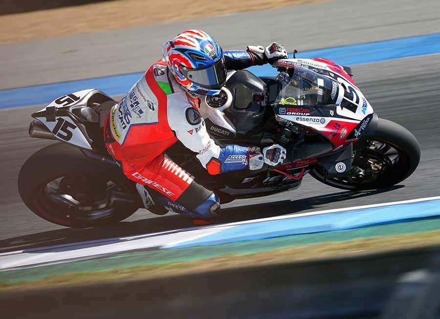 Access Plus-Ducati Ph-Essenza wraps up ARRC season with top 5 finish at Buriram