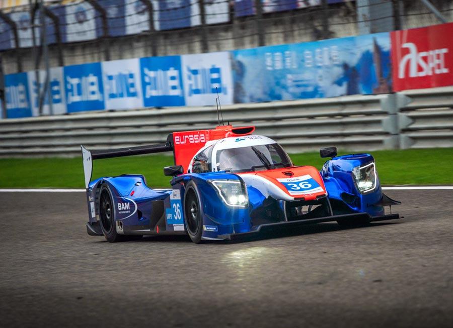 Podium at 4H of Shanghai kickstart Eurasia Motorsport's title bid in Asian Le Mans