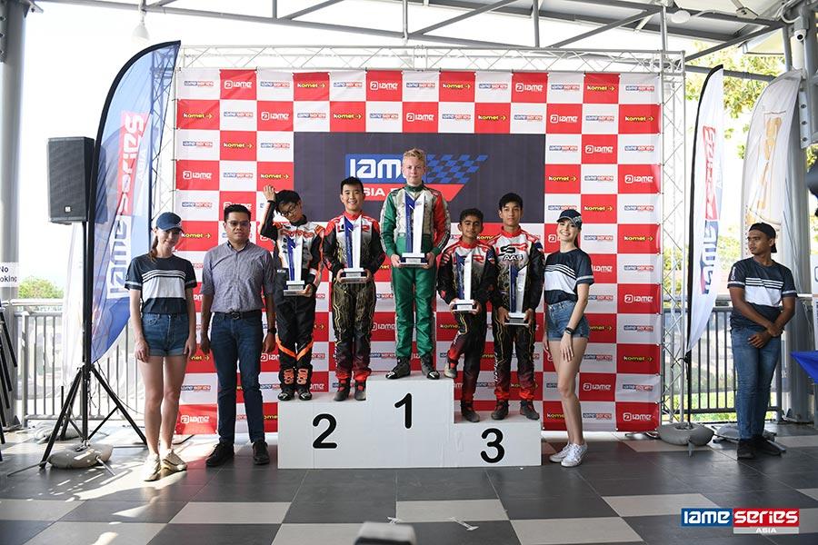 IAME Asia Final