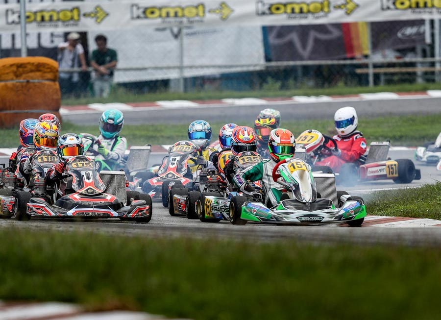 IAME Asia Final 2019 pits top karters for a spot in International Final at Le Mans