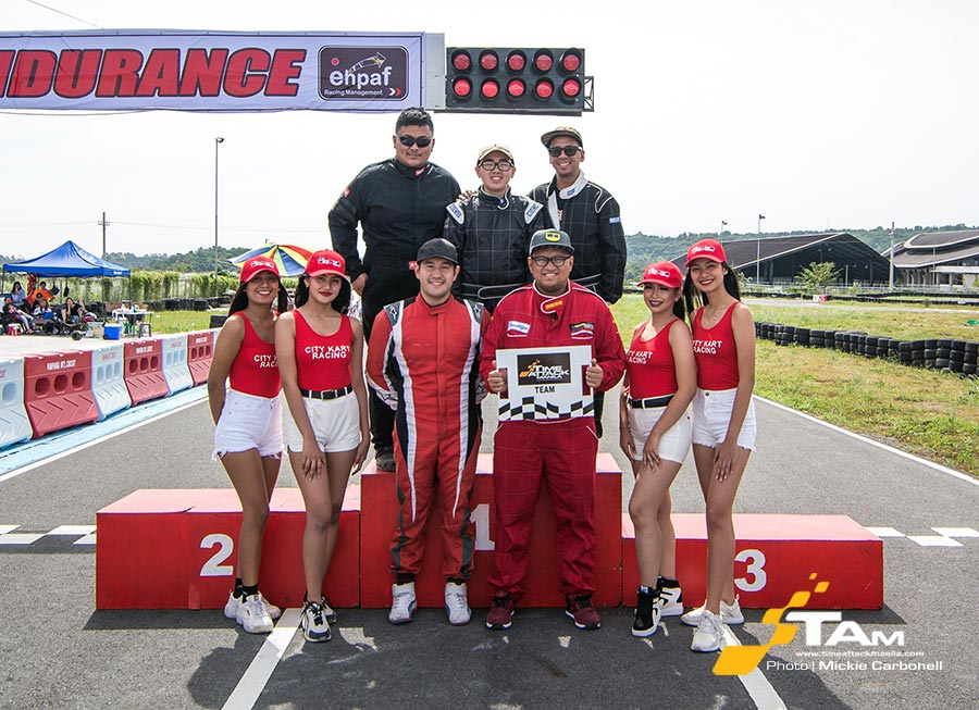 Time Attack Manila goes racing; Enjoys class victory in 12 Hr SWS Endurance Race