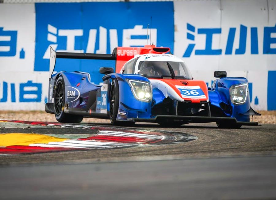 Eurasia Motorsport gets last-minute driver change for 4 Hours of The Bend