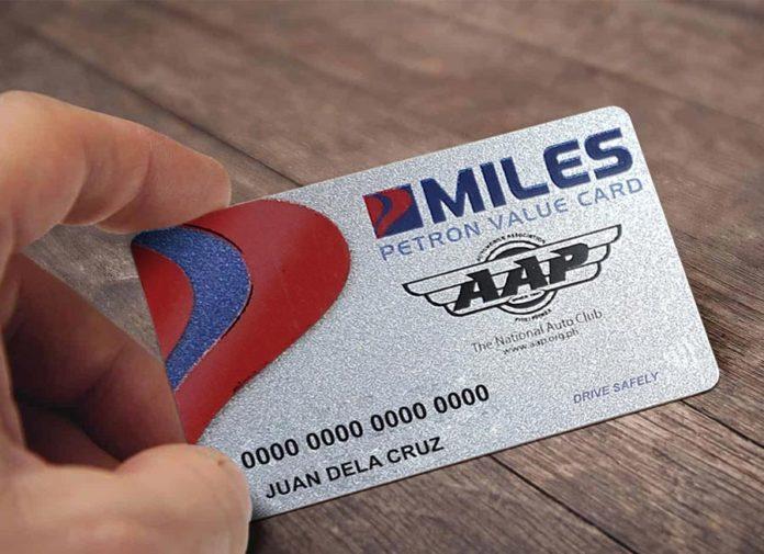 AAP Petron Value Card