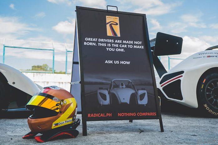 Radical SR1 Cup