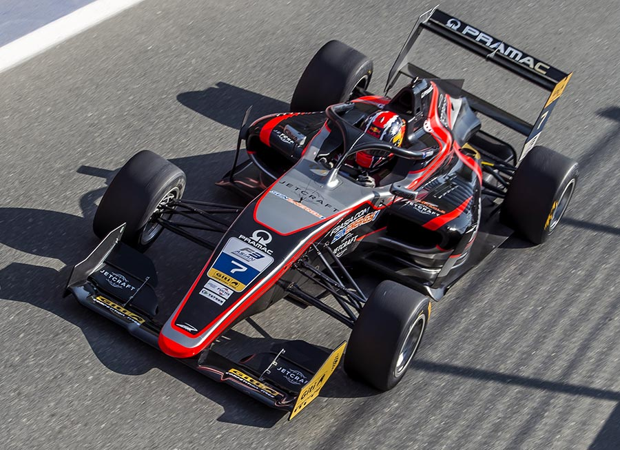 Pinnacle Motorsport on the hunt for F3 Asian titles this weekend at Sepang