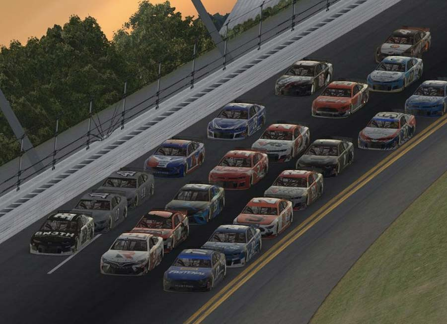 $300,000 up for grabs whoever wins the eNASCAR Coca-Cola iRacing Series
