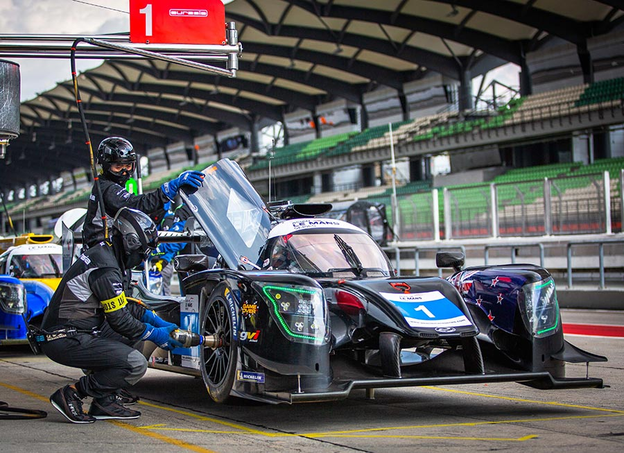 Eurasia Motorsport back at the 24 Hours of Le Mans on fourth attempt