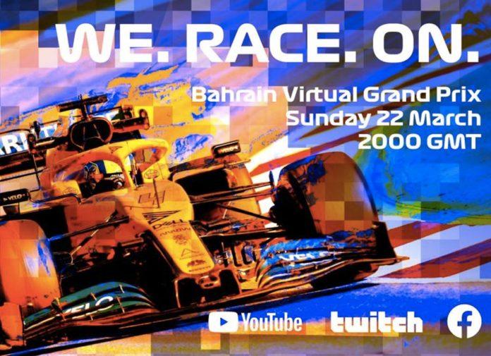 Formula 1 Virtual Grand Prix