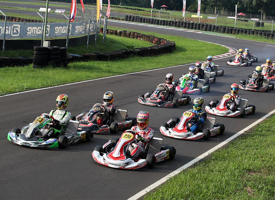 IAME Series Asia squeezes in 2020 curtain raiser with 55 karters at Sentul