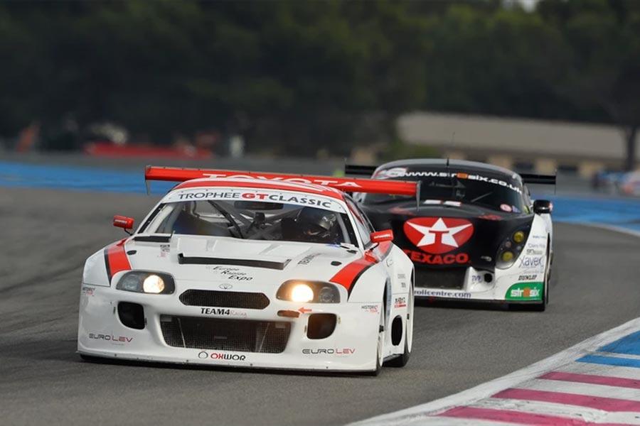 Toyota Supra GT2