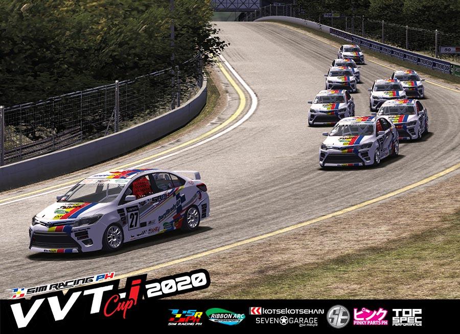 Sim Racing Ph aiming for bigger grid in VVTi Cup Season 3
