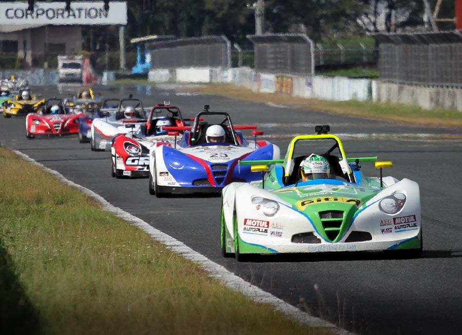 Giti-Formula V1 Challenge make slight changes to 2020 race calendar