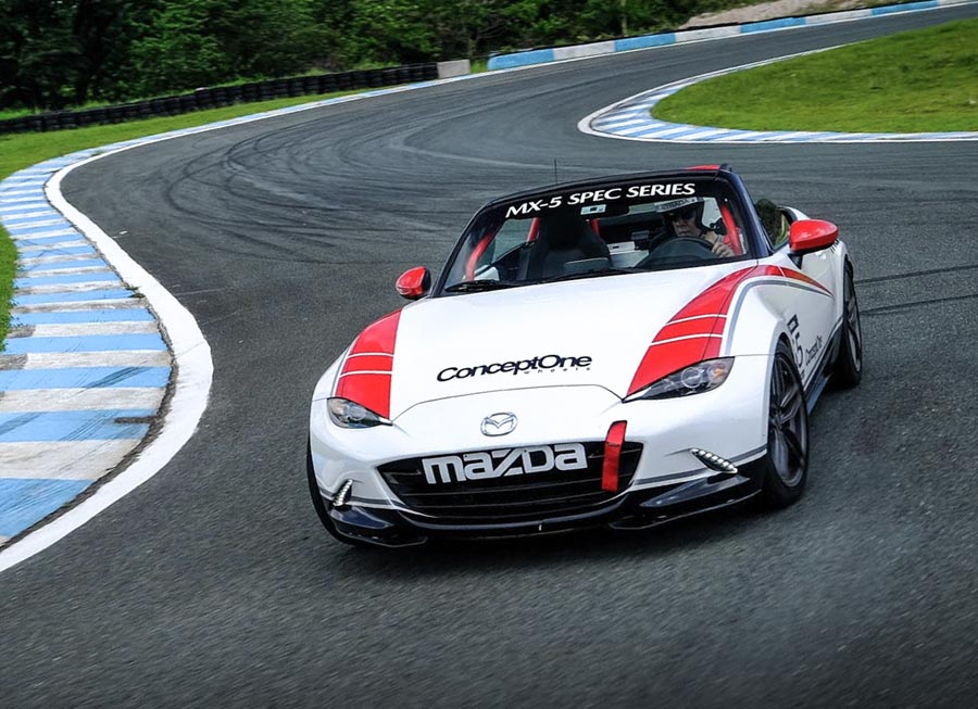 How to make an MX-5 ND fit for racing duty in the Miata Spec Series