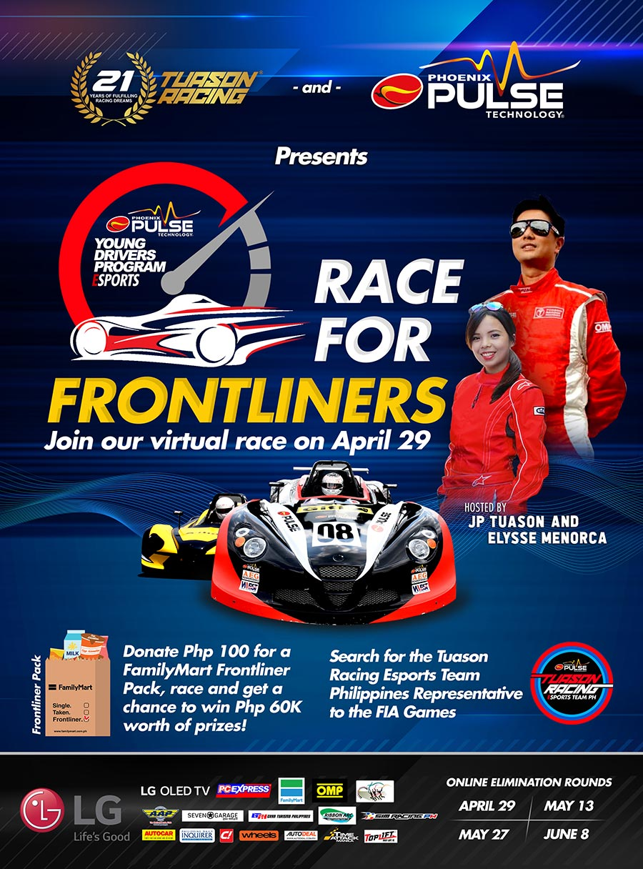 Race for Frontliners