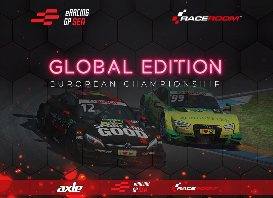 ERacing GP SEA steps up sim racing series with new European Championship
