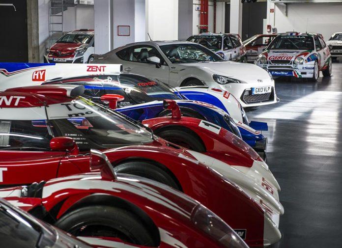 Toyota GAZOO Racing Motorsport Museum