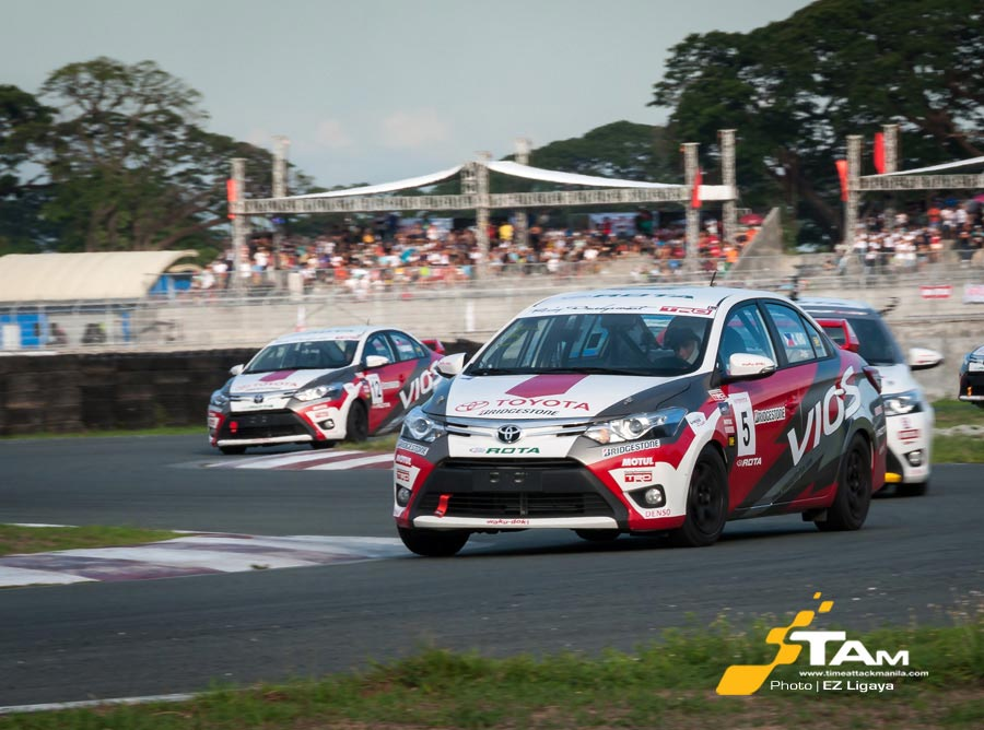 What I learned from racing in the Toyota Vios Cup