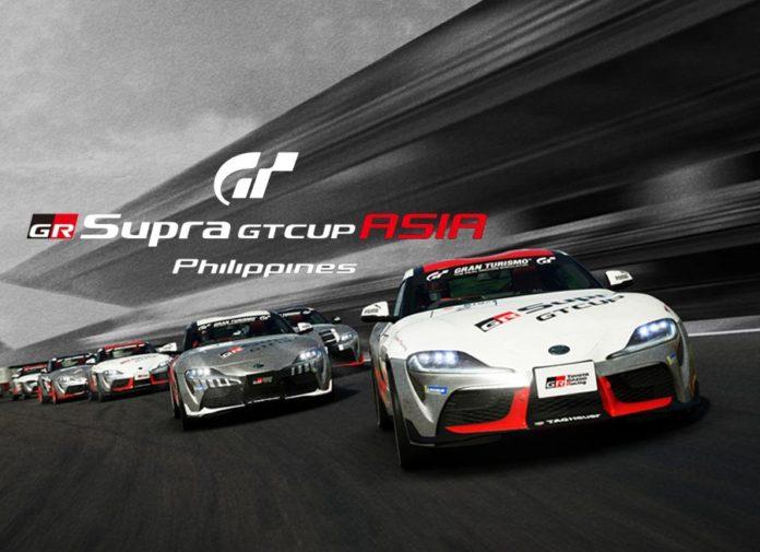 GR Supra GT Cup Asia