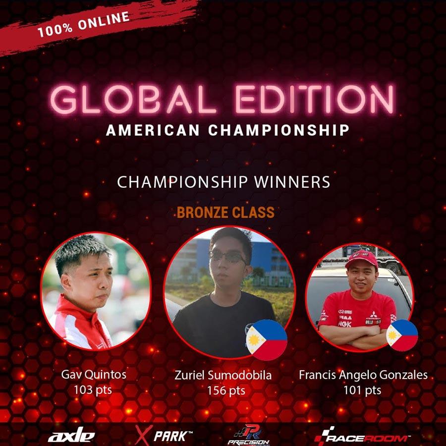 ERGP SEA American Championship