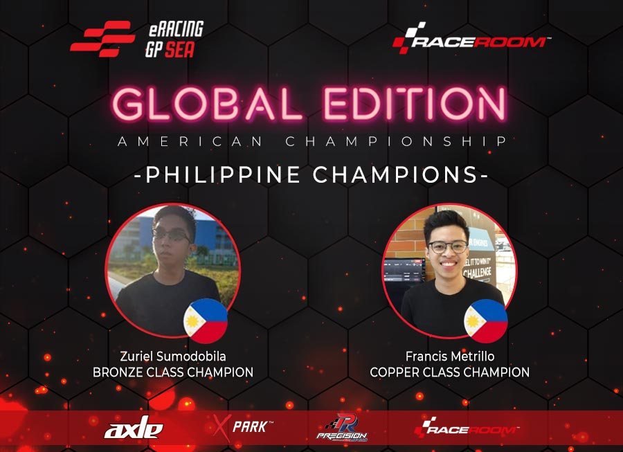 Philippines picks up class, team, nations titles in ERGP SEA: American Championship