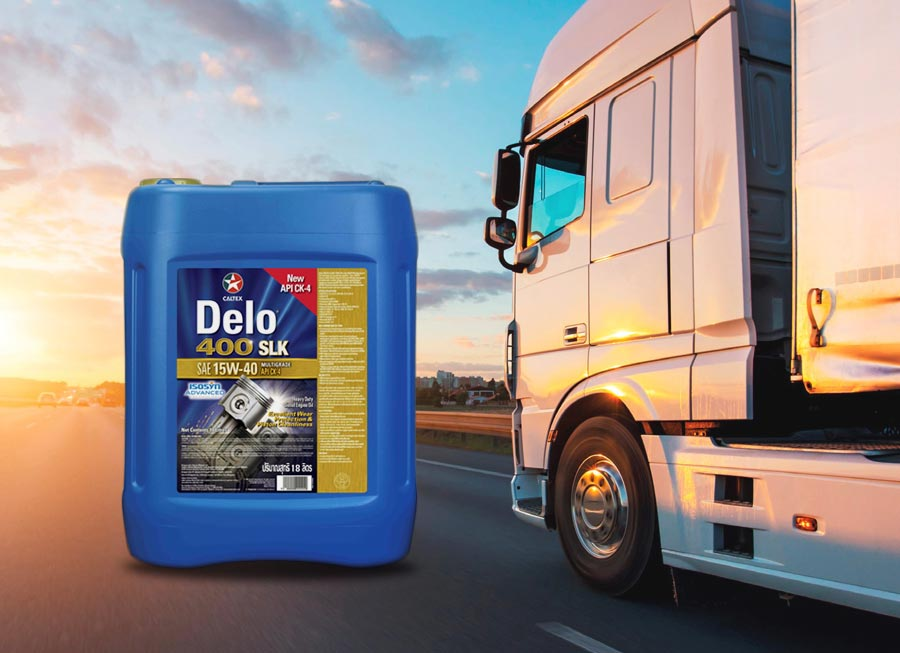 Caltex's new Delo 400 SLK claims to lower operating costs for truck fleets