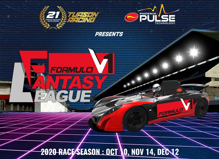 Formula V1 Fantasy League lets you take control of your own racing team