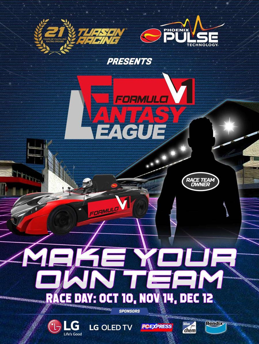 Formula V1 Fantasy League