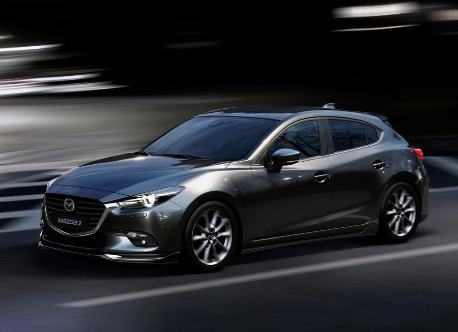 Mazda's service campaign affects 1,838 units in the Philippines