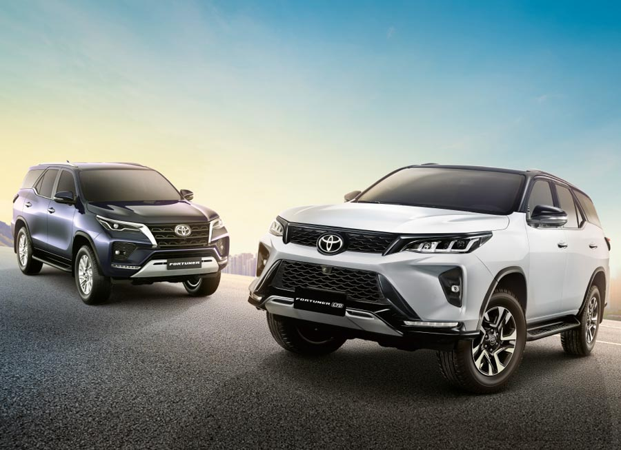 Toyota Ph pegs new top-of-the-line Fortuner 4×4 LTD at P2.4-million
