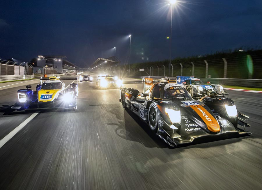 Travel restrictions sees Asian Le Mans and F3 Asian C'ship move races to the UAE