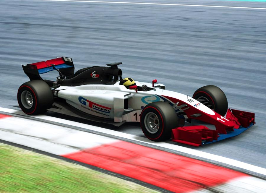 Eurasia Motorsport embraces sim racing with all-Filipino entry in E1 Championship