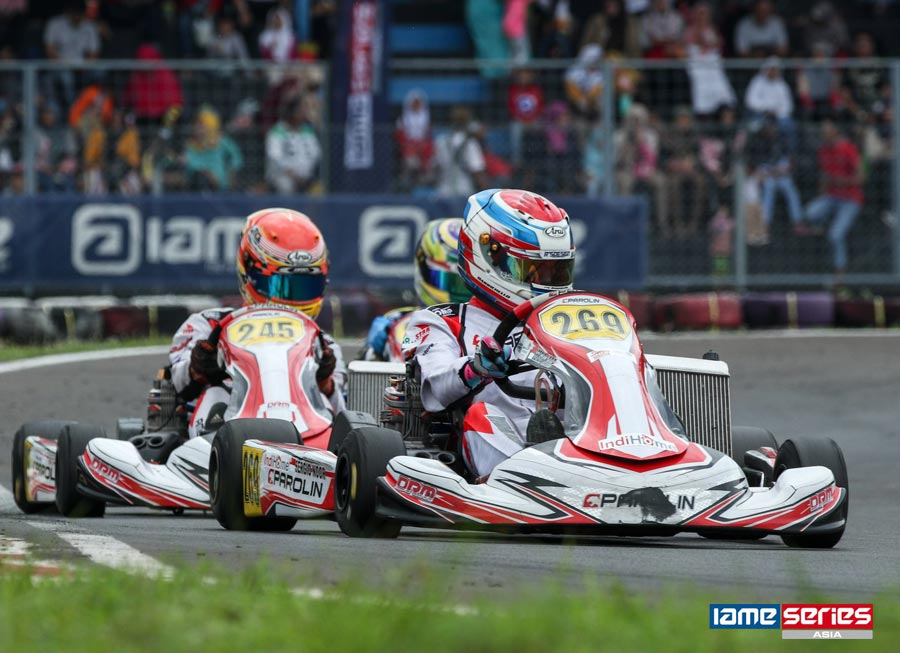 IAME Series Asia confirms that the 2020 season is no longer happening