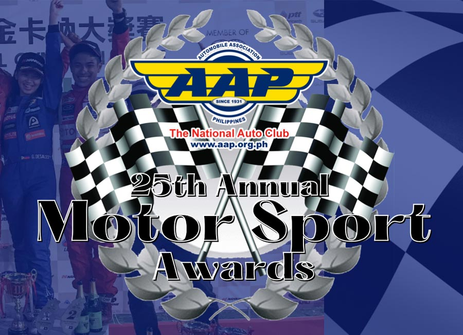 AAP hosts digital 25th Annual Motorsport Awards amidst the pandemic