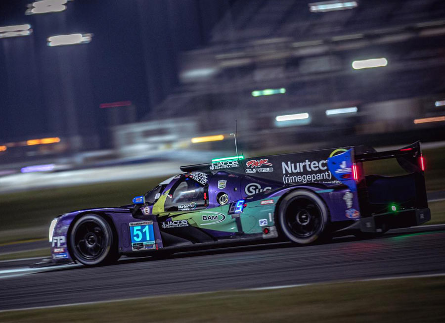 RWR Eurasia nabs impressive 4th place on Rolex 24 Hours debut