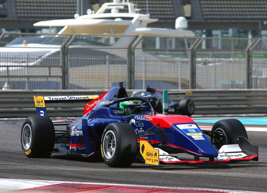 Another title near-miss for Pinnacle Motorsport in F3 Asian Championship