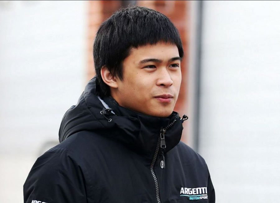 Eduardo Coseteng poised to make British F4 debut with Argenti Motorsport