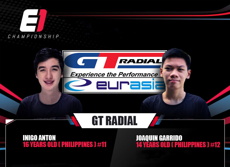 Anton, Garrido secure 5th in E1 Championship for GT Radial-Eurasia Motorsport