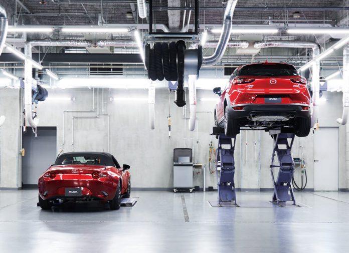 Mazda Service Promo