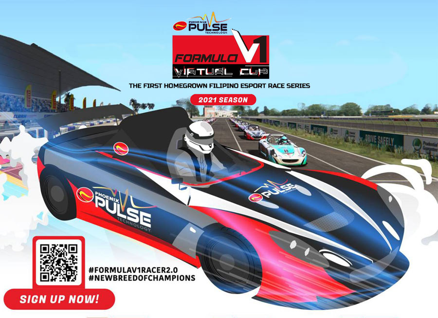 Phoenix PULSE Formula FV1 Virtual Cup returns for another season
