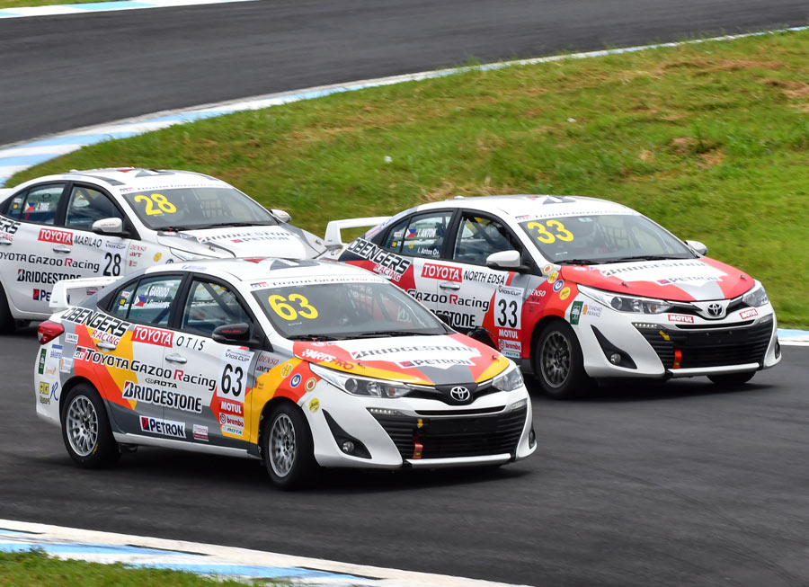 Obengers Racing take home a dozen trophies from Vios Cup 2021 curtain raiser