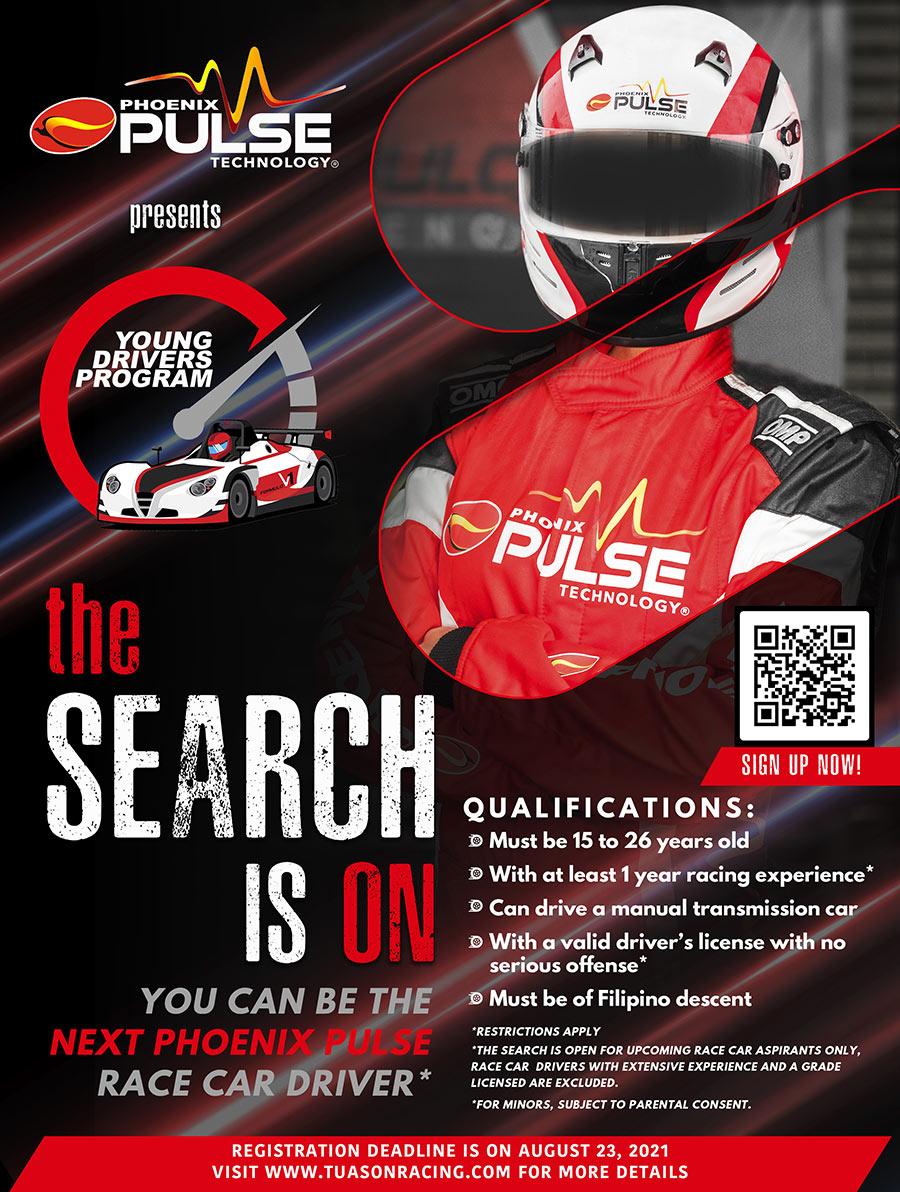 Phoenix Pulse Young Drivers Program